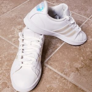 Like New Adidas Cloudfoam Advantage Sneakers
